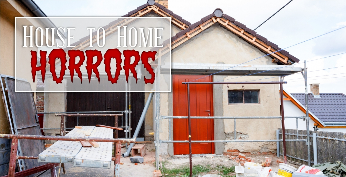 POSTPONED: CE - House to Home Horrors