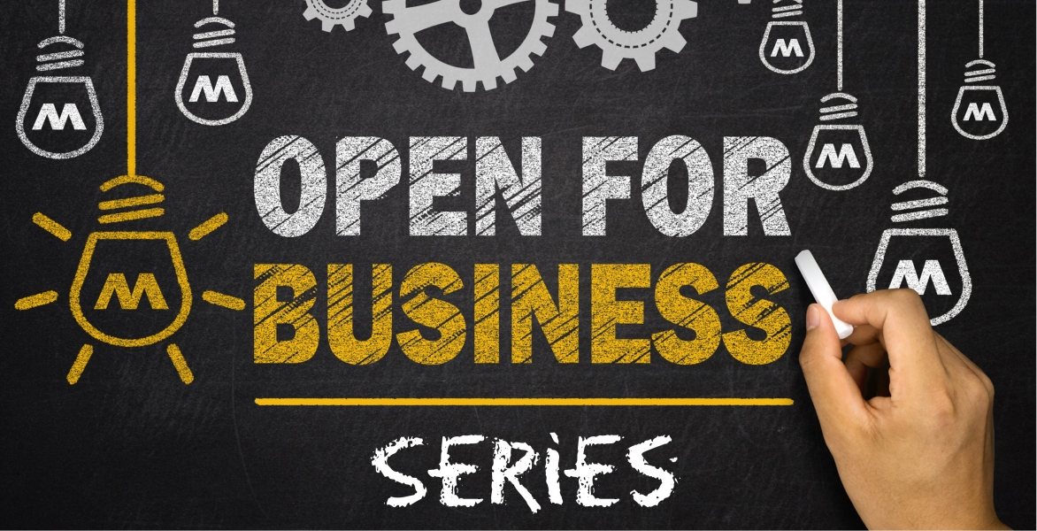 Webinar: Open for Business Series: Buyer Consultation