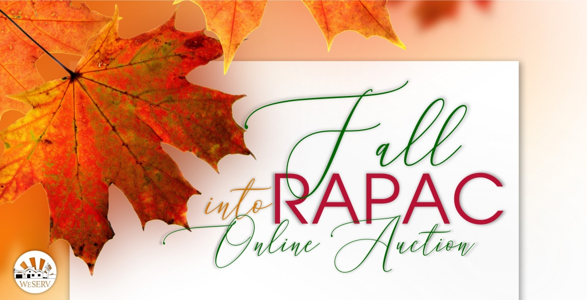 Fall into RAPAC Online Auction